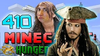 Minecraft: Hunger Games w/Mitch! Game 410 - The Day We Almost Caught Captain Jack Sparrow!