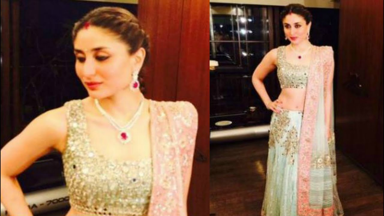 Kareena Kapoor Sizzles At Soha Ali Khan Wedding Reception Youtube