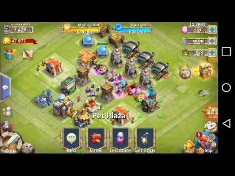 Castle Clash | Ep4 S1 | (MEDUSA)