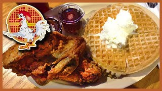 Roscoe's House of Chicken and Waffles • In-Restaurant Review