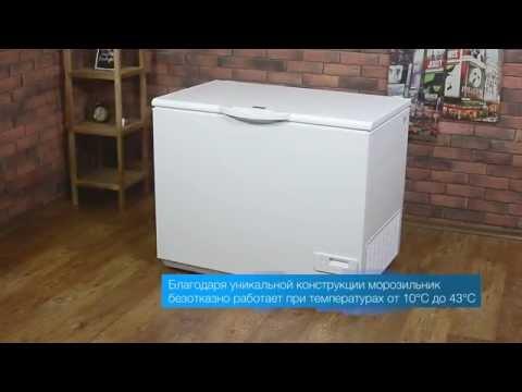 Морозильные камеры Zanussi ZFC