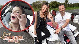 Šebalj joj je dao nemoguć izazov: Našminkaj se u vožnji! | Zvijezde vrište