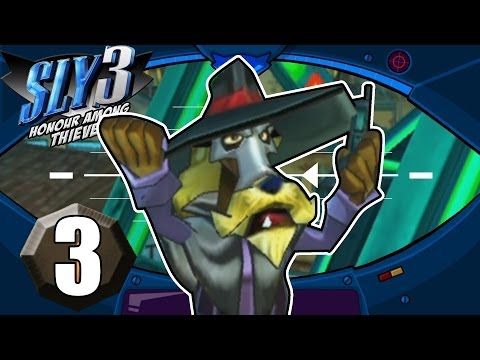 Sly 3: Honor Among Thieves - Ep. 3 - Caught in the Act