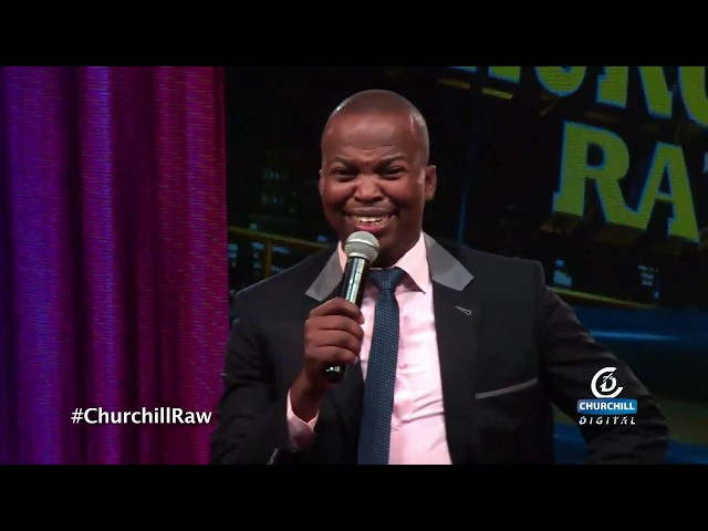 MC Jessy - How Our Brothers From Kisumu Laugh...