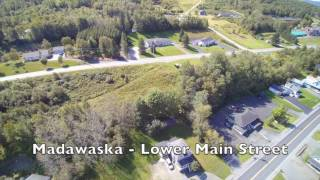 VM28 Madawaska Lower Main Street