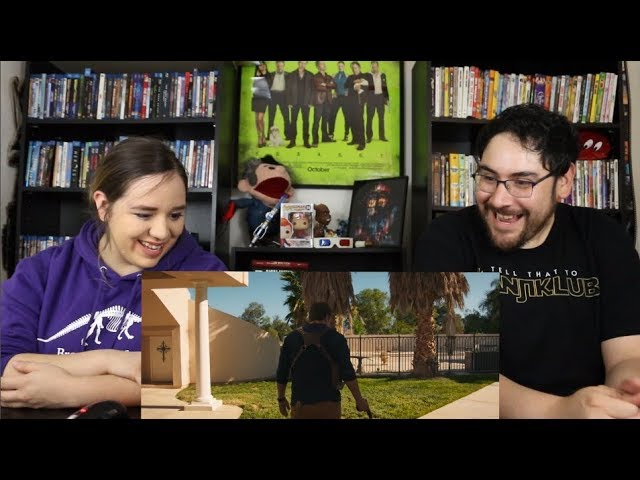 Uncharted - Live Action Fan Film Reaction / Review