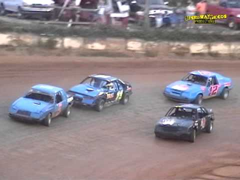 Mini Stocks at Spring City Raceway , Sept 13 , 2003