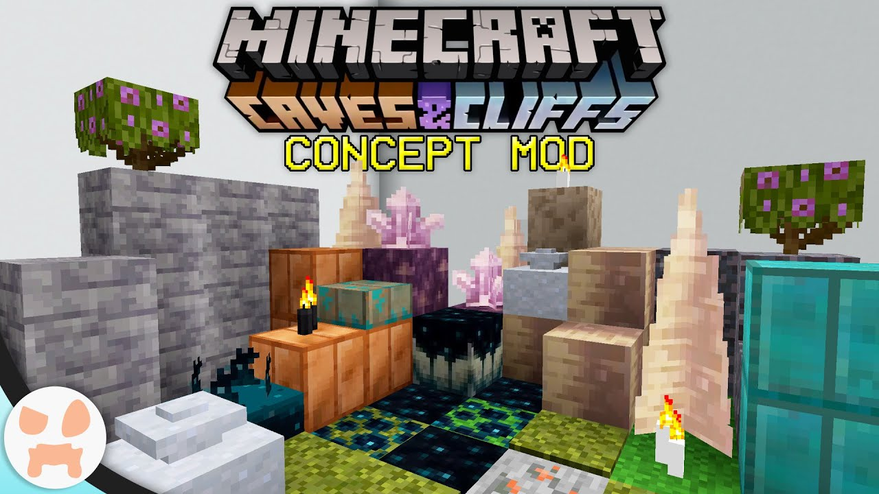 Caves and Cliffs Mod 1 17 Mods Minecraft CurseForge