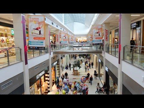 Delta City Shopping Center - Belgrade, Serbia