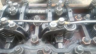 Ремонтую двигун А-41 на дт 75