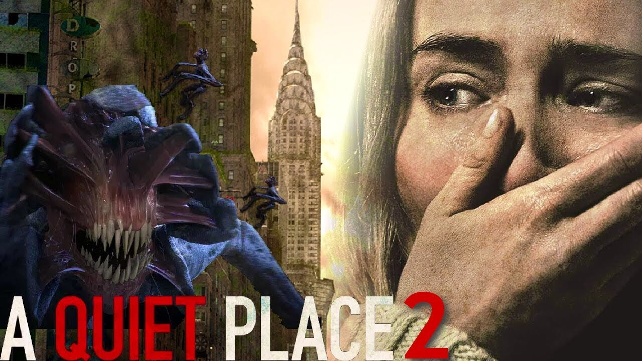 A Quiet Place 2: All New Family & Location - YouTube