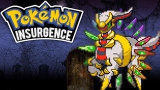 JESTEM WYBRAŃCEM ARCEUSA?! - Let's Play Pokemon Insurgence #85