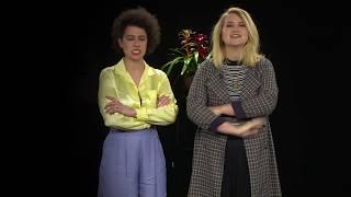 Don't Talk PSA | Ilana Glazer & Jillian Bell from ROUGH NIGHT