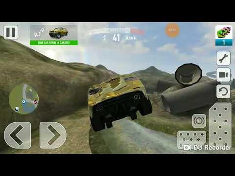 Playing extreme car diving sim NH Gaming