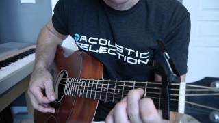 """Soul On Fire"" - Third Day (Beginner Guitar Lesson) (Matt McCoy)"