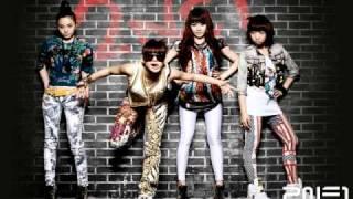 2NE1 - Clap Your hands REMIX