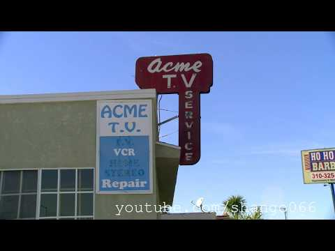 Acme radio and TV repair 1957 to 2018 Lomita Ca