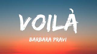 Barbara Pravi - Voilà (Lyrics) France 🇫🇷 Eurovision 2021