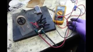 Homemade aluminium super battery part 1