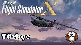 Flight Simulator X Online | Türkçe - Atatürk/bandırma