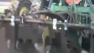 7930 John Deere tractor bedding