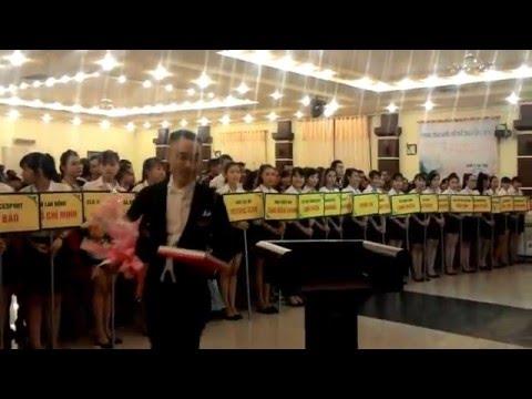 Giai Khieu Vu The Thao Mo Rong ĐBSCL tai Can Tho 2