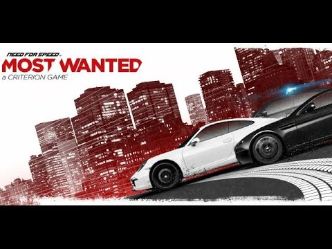 Need for Speed: Most Wanted-Поиски машин.#1