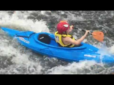 Kayaking Kirby Creek in Jackson County Alabama