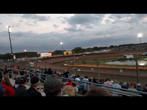 Cedar Lake Speedway US Nationals Last Chance Race 7 5 2017
