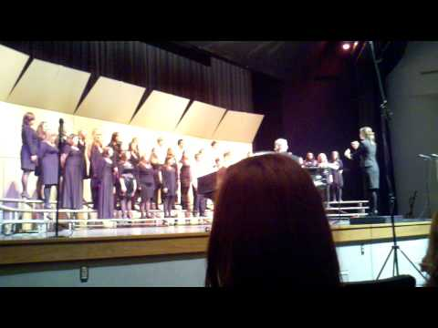 I can't remember this choir's name D: