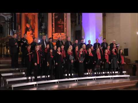 Choir of the University of Luxembourg in Vilnius 27.10.2017