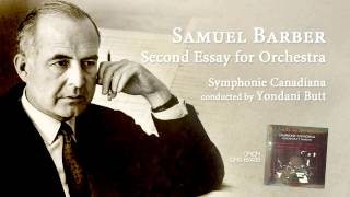 second essay for orchestra Listen to second essay for orchestra, op 17 from samuel barber's music of samuel barber for free, and see the artwork, lyrics and similar artists.