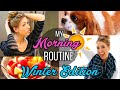 WEEKEND MORNING ROUTINE || Winter 2015 Edition