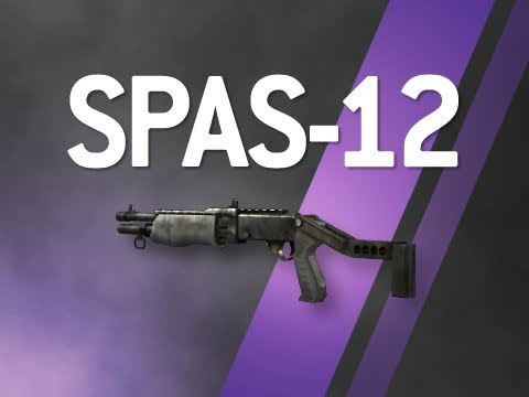 Image - SPAS-12 Holographic Sight MW2.png | Call of Duty Wiki ...