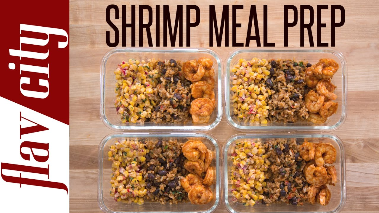 Meal Prep Shrimp Shrimp Tacos Recipe Taco Meal Prep Youtube