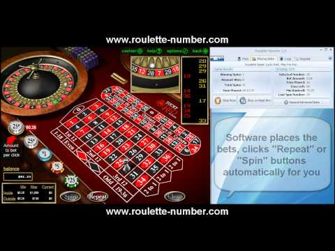 Roulette Number System