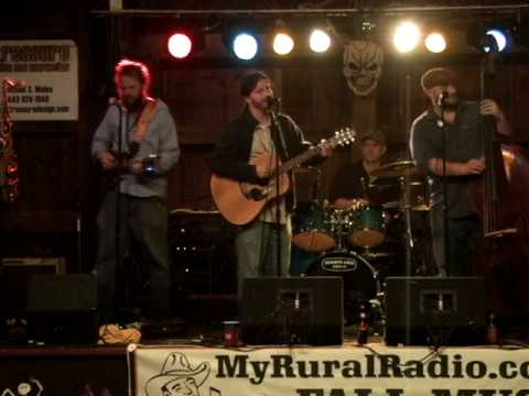 AD Chandler performs at the My Rural Radio Fall Music Festival.