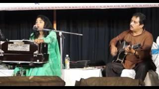 নতুনো নেশা আমার এ মদ (Natuno Nesha Amar e Mod) - নজরুল সঙ্গীত - অন্বেষা মুস্তাফী