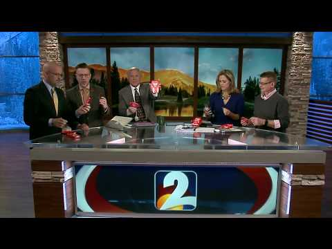 Morning news show tries Carolina Reaper #OneChipChallenge, goes badly