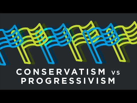 America's Biggest Issues: Conservatism Vs. Progressivism