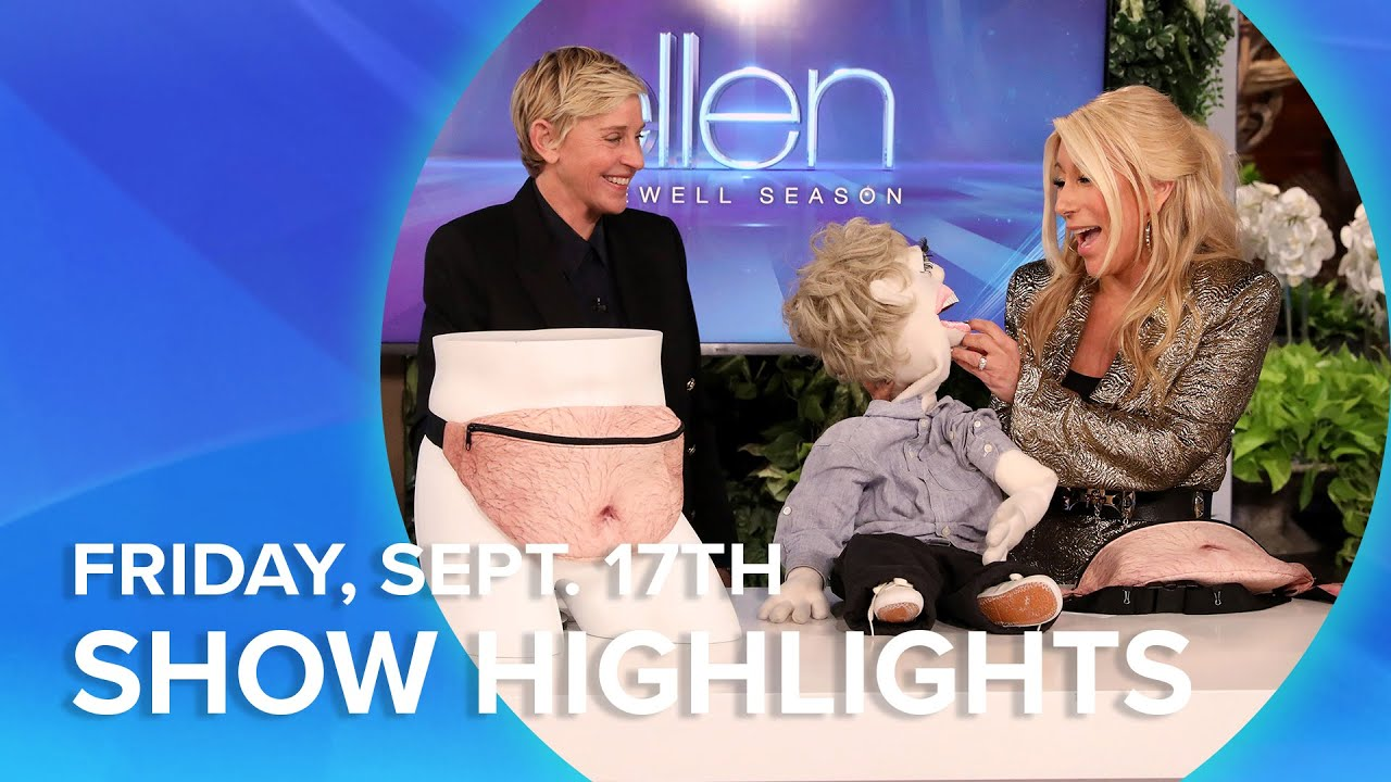 Lori Greiner, Hannah Waddingham and More! | Highlights From Friday, September 17th