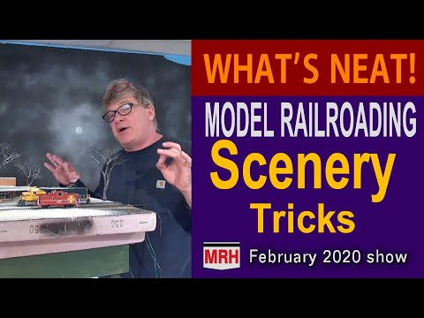 Scenery tricks | February 2020 WHATS NEAT MRH Mag