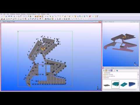 Tekla Structures for precast slab fabricators