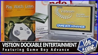 Visteon Dockable Entertainment Featuring Game Boy Advance / MY LIFE IN GAMING