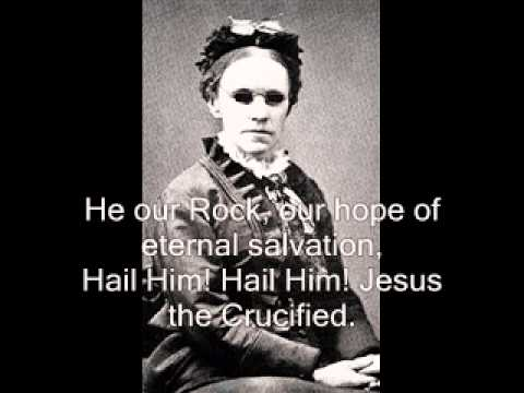 Praise Him, Praise Him, Jesus My Blessed Redeemer (Hymn With Words And Music) - Fanny Crosby