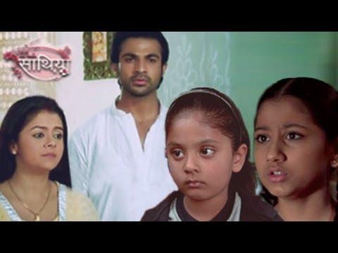 Meera & Vidya GET KIDNAPPED  Ahem & Gopi's Saath Nibhana Saathiya 25th April 2014 FULL EPISODE HD