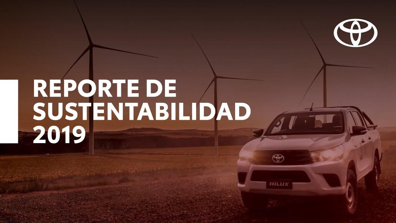 Reporte de sustentabilidad 2019