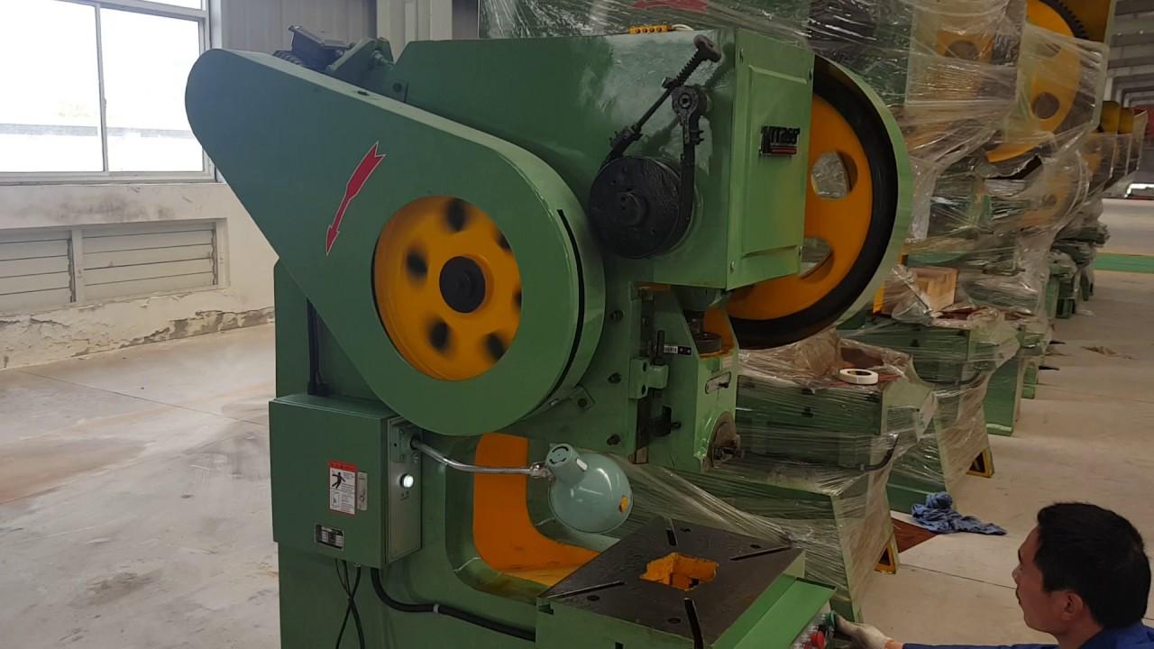 J21S 25ton Deep throat 500mm power press machine|deep throat punching  machine 25t from KRRASS