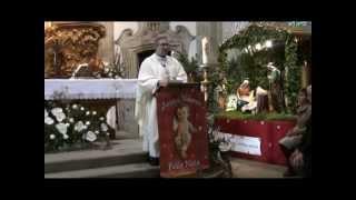 Bispo de Lamego falou dia de Natal aos fieis no Santuário Nª.Sª. dos Remédios