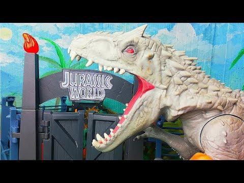 L' Indominus Rex [Il Parco dei Dinosauri 🐾 Episodio 6]